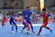 Futsal HDBank VĐQG 2021: Thái Sơn Nam lên nhì bảng