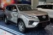 Gần 1.500 xe Toyota Fortuner tại Malaysia nguy cơ mất lực phanh