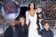 Kim Kardashian lần đầu khoe ảnh con trai thứ tư