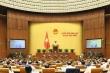 Quốc hội xem xét cơ cấu tổ chức Chính phủ nhiệm kỳ mới