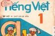 30 năm trước, sách Tiếng Việt 1 có nội dung thế nào?