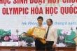 Hải Phòng thưởng 500 triệu đồng cho nam sinh đoạt Huy chương vàng Olympic hóa