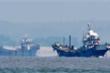 Hàn Quốc phá hủy tàu cá Trung quốc vì đánh bắt trái phép