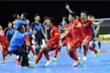 Xem trực tiếp futsal Việt Nam vs Lebanon trên kênh nào?