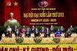 323 đại biểu họp phiên trù bị Đại hội Đảng bộ tỉnh Hà Giang lần thứ XVII