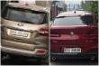 Đồng Nai: Phát hiện xe BMW và Ford trùng biển số 60A-868.88