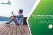 Vietcombank giảm phí dịch vụ chuyển tiền nhanh liên ngân hàng 24/7