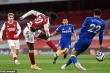 Kết quả Ngoại Hạng Anh: Thủ môn sai lầm ngớ ngẩn, Arsenal thua Everton