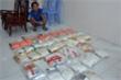 Công an Đồng Tháp bắt vụ vận chuyển hơn 45kg ma túy vào Việt Nam