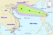 Bắc Bộ mưa lớn, áp thấp nhiệt đới tiến gần Biển Đông