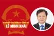 Infographic: Sự nghiệp Tổng Thanh tra Chính phủ Lê Minh Khái