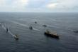 Ấn Độ bí mật triển khai tàu chiến tới Biển Đông