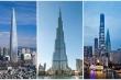 Chiêm ngưỡng 10 tòa nhà cao nhất thế giới năm 2019