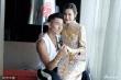 Tài tử Hong Kong và vợ khoe vàng trong ngày cưới