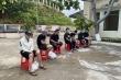 Kiên Giang: 7 người Trung Quốc sắp xuất cảnh trái phép sang Campuchia thì bị bắt