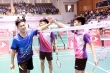 700 VĐV tranh tài giải Cầu lông Cúp Báo Tuổi trẻ Thủ đô