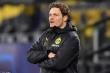 Thua ngược Man City, HLV Dortmund trách trọng tài không biết luật