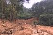 Cảnh sạt lở kinh hoàng nơi 13 cán bộ, chiến sỹ mất tích khi cứu nạn Rào Trăng 3