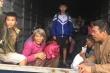 Mưa lớn sau bão số 9, người Hà Tĩnh di dời khẩn cấp tránh lũ