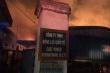 Cháy dữ dội tại công ty sản xuất đồ gỗ ở Bình Dương