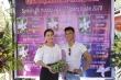 Phiên chợ hoa lan Bạch Tuyết 8 tỷ đồng ở Vĩnh Phúc