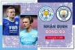 Nhận định bóng đá Leicester vs Man City vòng 4 Ngoại Hạng Anh