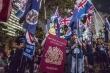 Giữa căng thẳng với TQ, Anh công bố chính sách nhập tịch cho người Hong Kong