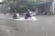 Bắc Bộ mưa rất to, nguy cơ lũ quét và sạt lở đất nhiều nơi