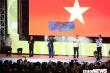 Ảnh: Việt Nam nhận cờ chủ nhà SEA Games 31