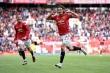 Cavani ghi bàn siêu phẩm, Man Utd về nhì Ngoại Hạng Anh