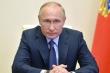 Tổng thống Putin: Nga bước vào giai đoạn chống COVID-19 thử thách nhất