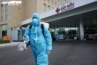 Ảnh: Cận cảnh 'viện trong viện' điều trị bệnh nhân COVID-19 nặng tại TP.HCM