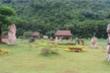 Ngất ngây với cảnh đẹp như phim kiếm hiệp của Đảo Chim, Ninh Bình
