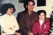 Khánh Thi khoe ảnh thuở nhỏ chụp cùng bố mẹ