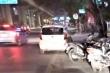 Truy tìm ô tô Hyundai i10  tông chết người rồi bỏ trốn trên phố Hà Nội