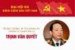 Infographic: Sự nghiệp Bí thư Đảng ủy, Chính ủy Quân khu 2 Trịnh Văn Quyết