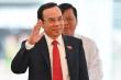 Ông Nguyễn Văn Nên đắc cử Bí thư Thành uỷ TP.HCM với số phiếu tuyệt đối