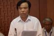 Giám đốc Sở Tài chính Quảng Nam gửi đơn xin nghỉ việc