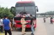 Xe khách 42 chỗ 'nhồi nhét' 80 người ở Thanh Hóa
