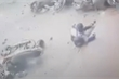 Giây phút xe tải lao như bay vào chợ khiến 5 người chết ở Đắk Nông