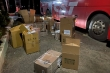 Bắt xe khách chở 5.000 khẩu trang y tế không rõ nguồn gốc