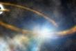 Kính viễn vọng NASA chộp được khoảnh khắc hố đen 'xé toạc' 1 ngôi sao