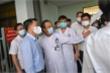86% bệnh nhân mắc COVID-19 trở về từ Campuchia mang biến thể Anh