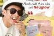 Anh Bo Đan Trường 'hack' tuổi với viên sủi trắng da Neuglow thương hiệu Anh Quốc