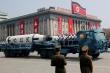 Triều Tiên tập dượt duyệt binh lớn nhất lịch sử
