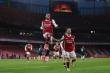 Kết quả Ngoại Hạng Anh: Aubameyang ghi hattrick, Arsenal đánh bại Leeds