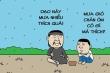 Vì sao thầy bói thích trời mưa?
