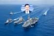 Vì sao Mỹ liên tục đưa tàu chiến đến Biển Đông sau khi ông Biden nắm quyền?