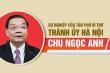 Infographic: Sự nghiệp tân Phó Bí thư Thành ủy Hà Nội Chu Ngọc Anh