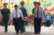 Rưng rưng lễ truy điệu 10 liệt sỹ hy sinh trong cuộc chiến bảo vệ Vị Xuyên